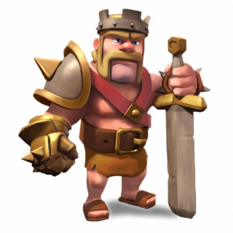 Clash of Clans model