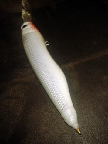 Fishing lure pen