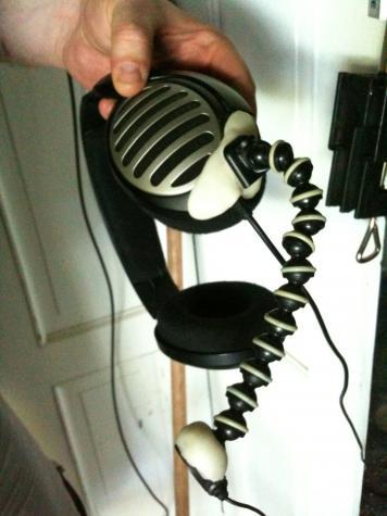 Custom gaming headset