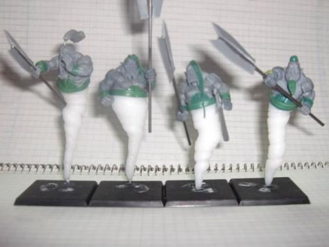 Wargame miniatures
