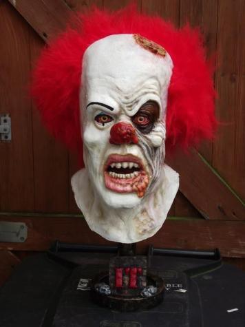 """""""IT"""" Clown Head"""