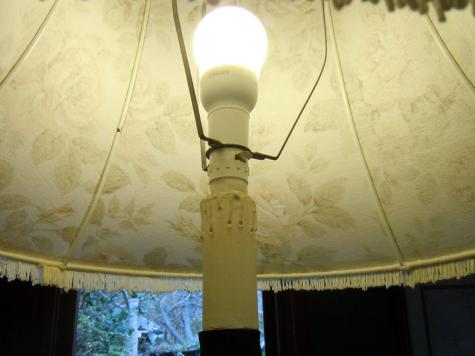 Lamp restoration