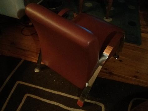 Chair leg cap