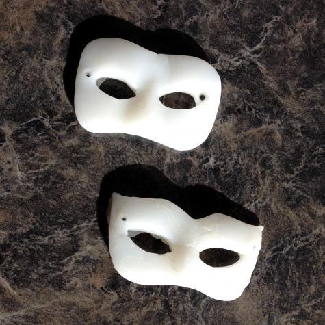 Miniature masks