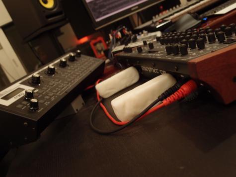 Music studio stands