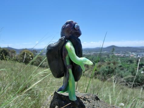 Turtle action figure
