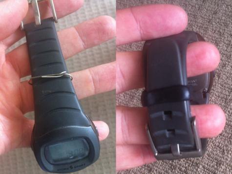Watch strap repair