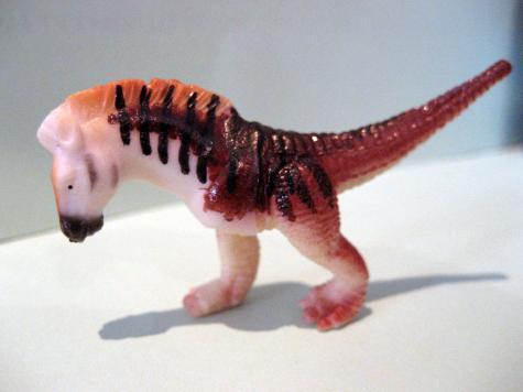 Hybrid toy: Zeb-Raptor